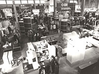 Technical fairgrounds, H 20, machine tools (photo: Leipziger Messe GmbH)