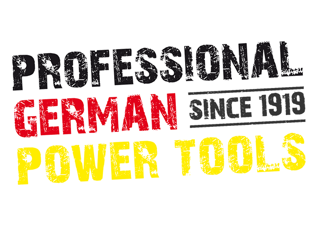 german powertools since 1919