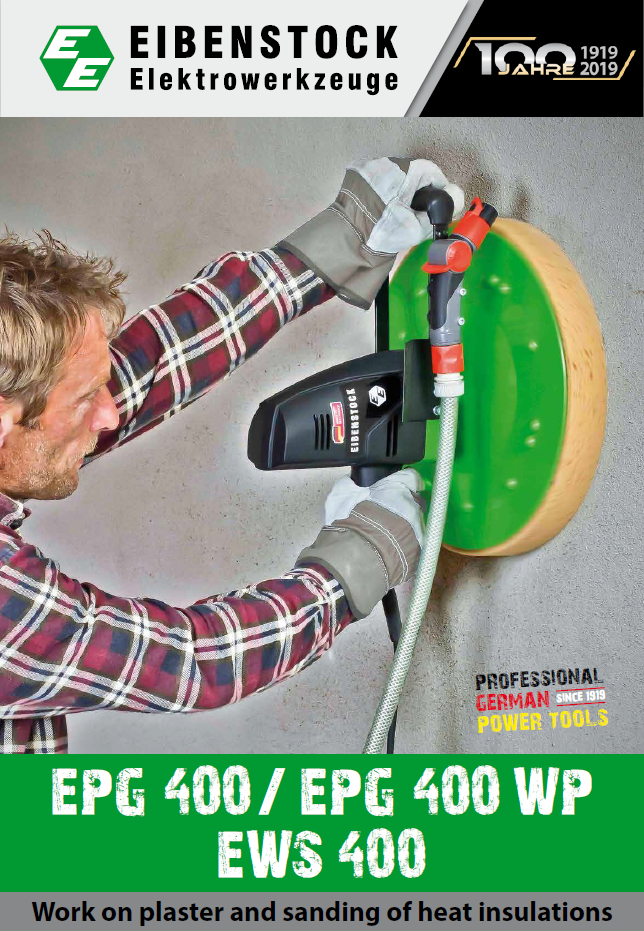 EPG 400 (WP) / EWS 400